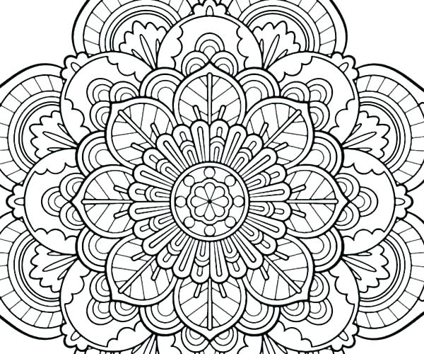 600x500 Coloring Pages French Fries Coloring Page French Coloring Pages