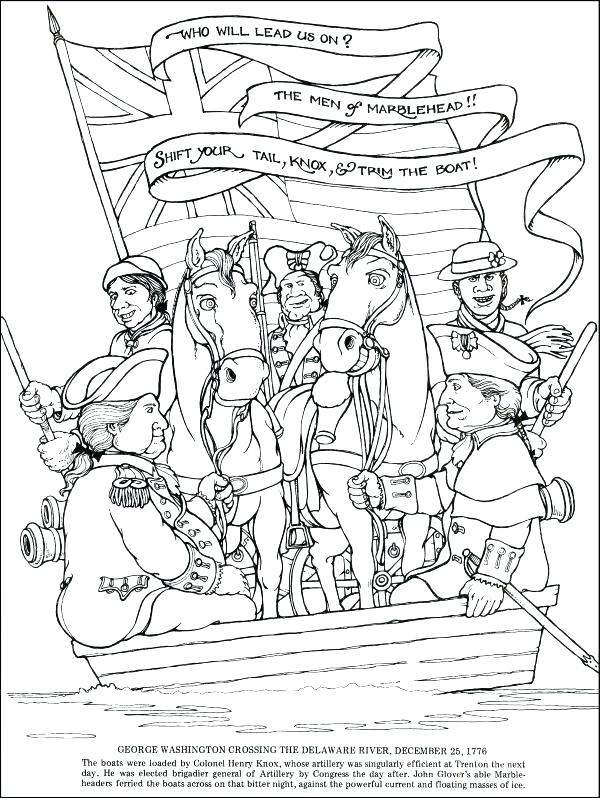 600x798 Revolution Coloring Pages Click To See Printable Version