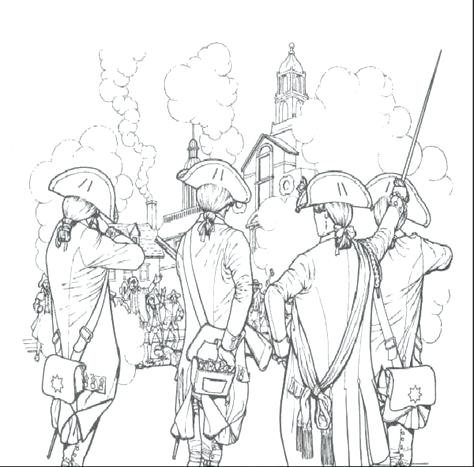 474x467 Studies Coloring Pages For Kids Revolutionary War Social