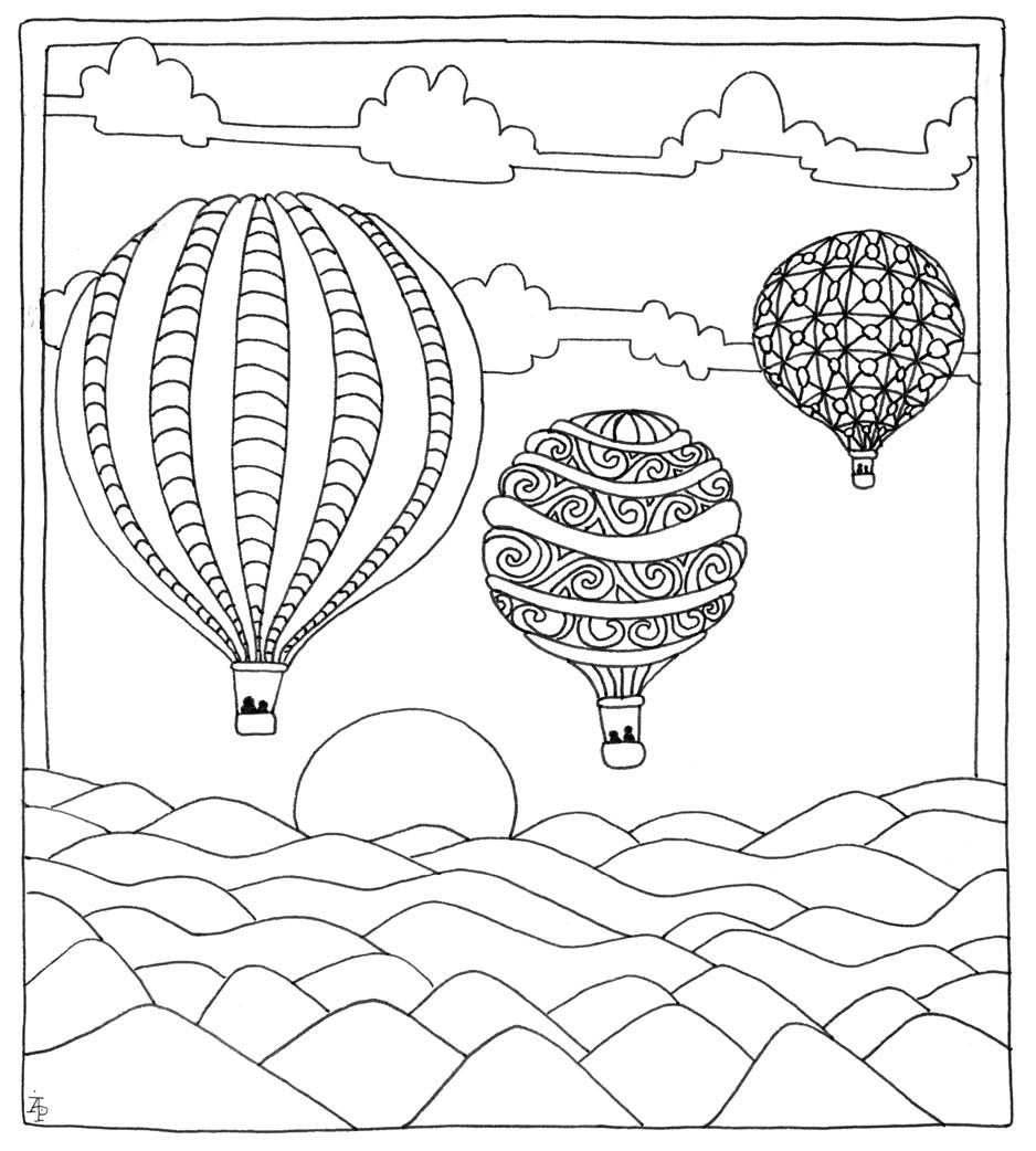 938x1042 Wind Down Your Week With Downloadable Coloring Pages Quarto