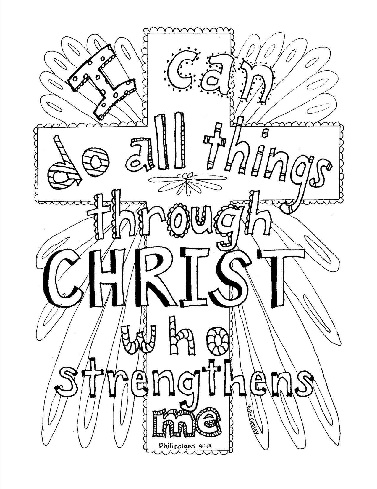 1275x1650 Philippians Scripture Coloring Page Coloring Book Pages