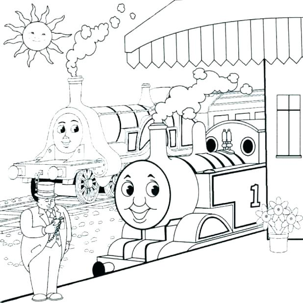 Friends Coloring Pages For Preschoolers