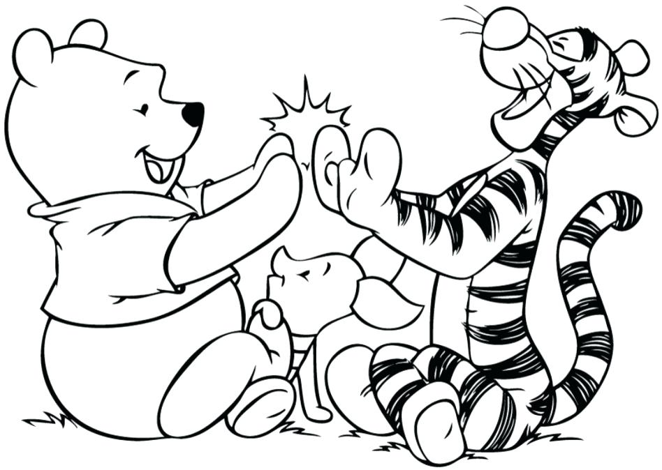 948x674 Friendship Coloring Pages Friendship Coloring Pages Lovely Friends