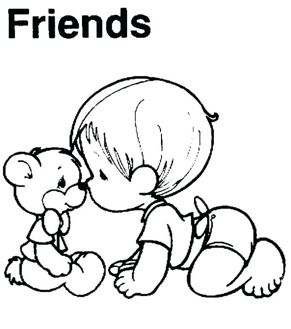600x679 Thomas And Friends Coloring Page Friends Coloring Page Friendship