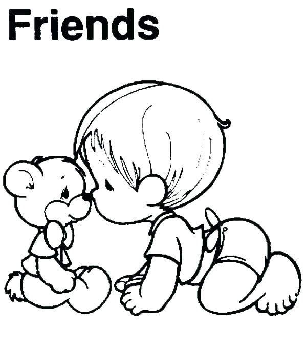 600x679 Coloring Pages Friends Barney And Friends Coloring Pages Best