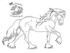 236x178 Horse Coloring Pictures Horse Printable Coloring Pages Color