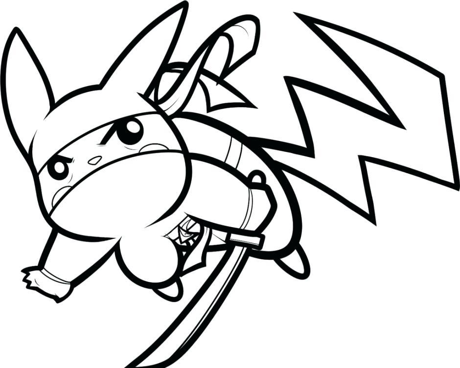 940x752 Cool Coloring Page Ninja Graphic Ninja Coloring Pokemon Coloring