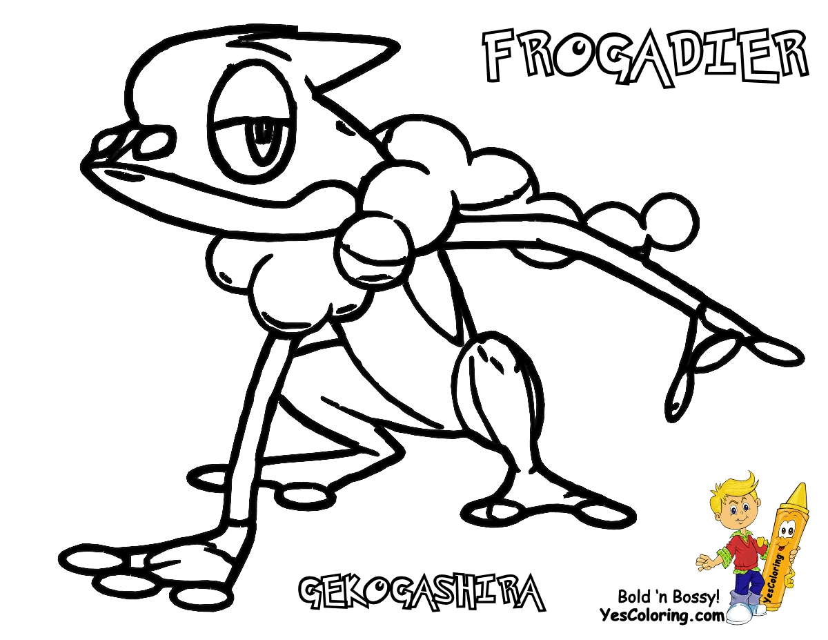 1200x927 Pokemon Coloring Pages Froakie Pokemon Coloring Pages Froakie Top