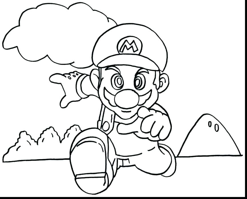 863x693 Toad Coloring Page Ideal Toad Coloring Page Picture Frog And Toad