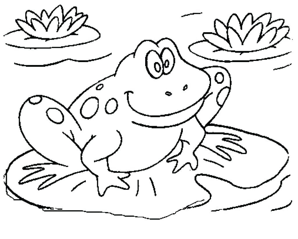1024x824 Inspiring Frog And Toad Coloring Pages Mothermayiblog Frog