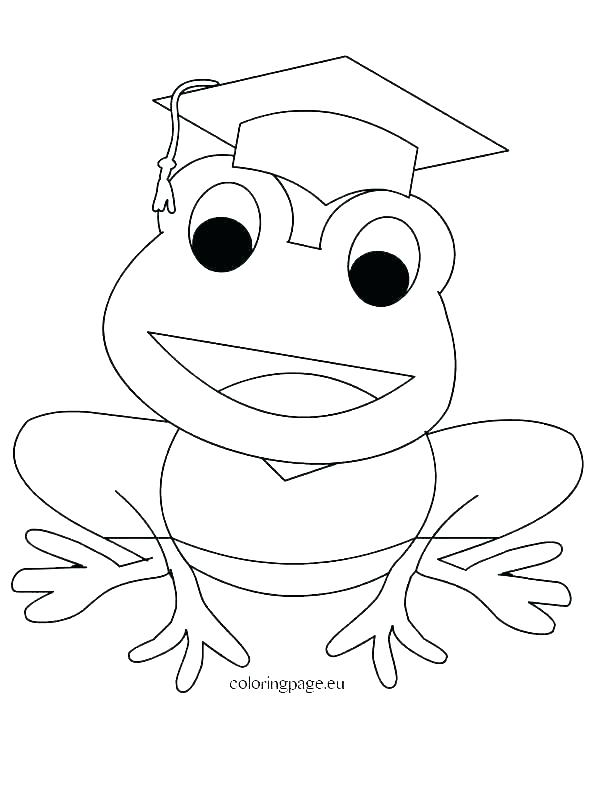 595x808 Toad Coloring Page