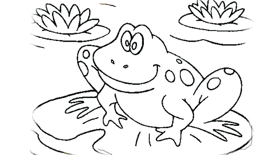 960x544 Frog Coloring Pages Princess And The Frog Coloring Pages Printable