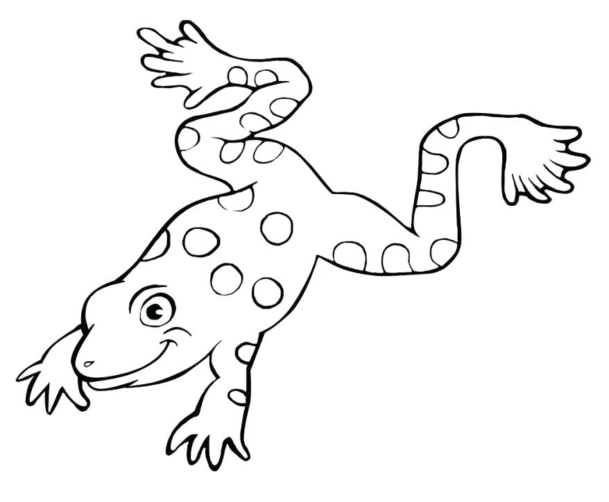 878x724 Life Cycle Of A Frog Coloring Page Coloring Frog Coloring Sheets