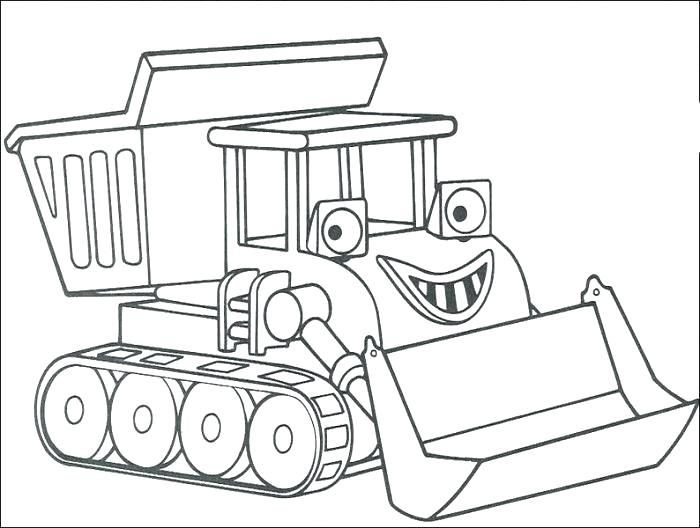 700x528 Construction Coloring Front End Loader Site Has Over Construction