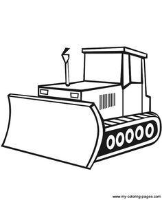 236x291 Front Loader Coloring Page Fun Ideas For Kids Clip