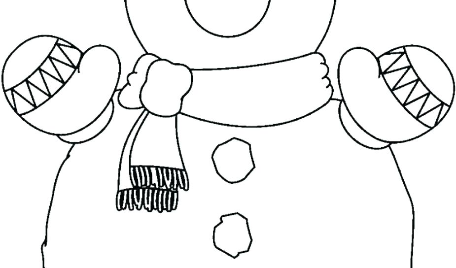 Frosty Coloring Pages