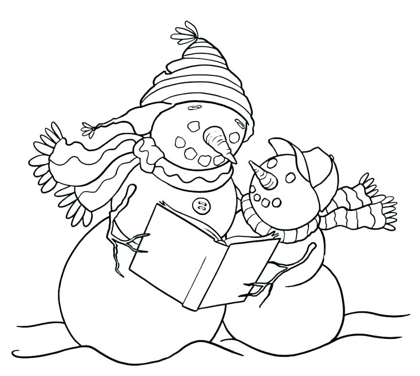 863x773 Abominable Snowman Coloring Pages Frosty Coloring Pages Frosty