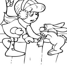 220x220 Frosty The Snowman Coloring Pages