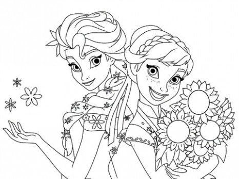 frozen 2 coloring pages at getdrawings free