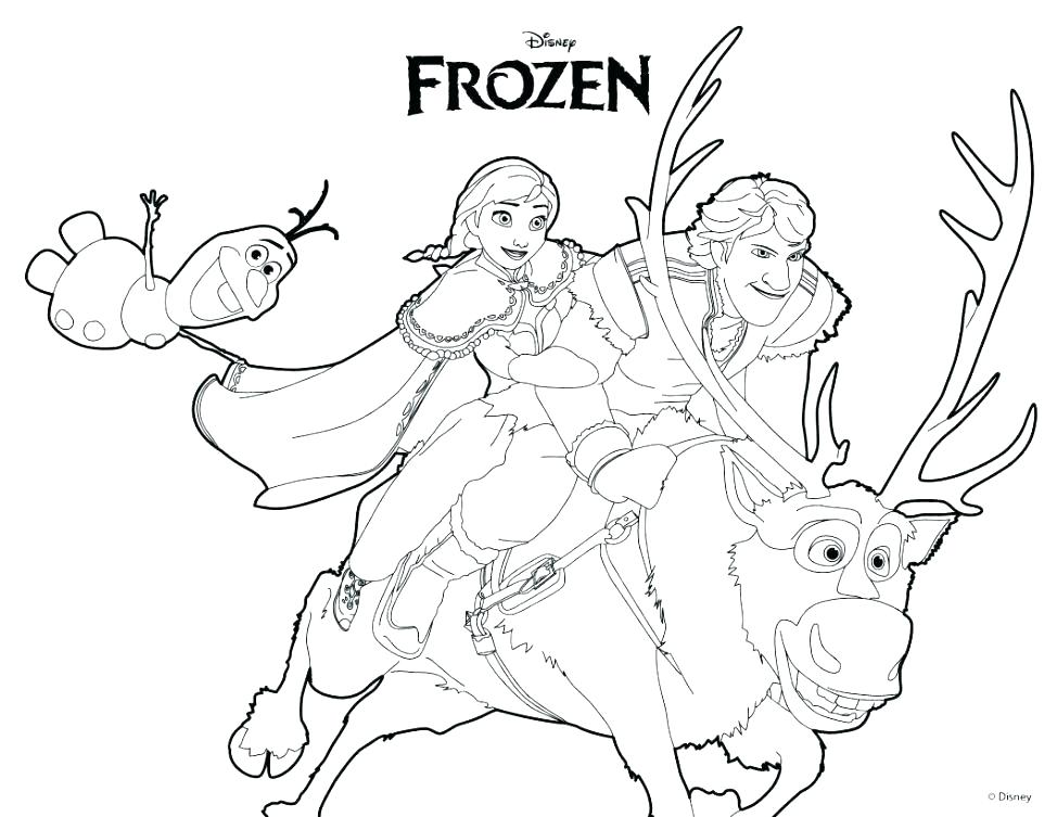 974x753 Olaf Frozen Coloring Frozen Coloring Pages And And Frozen Coloring