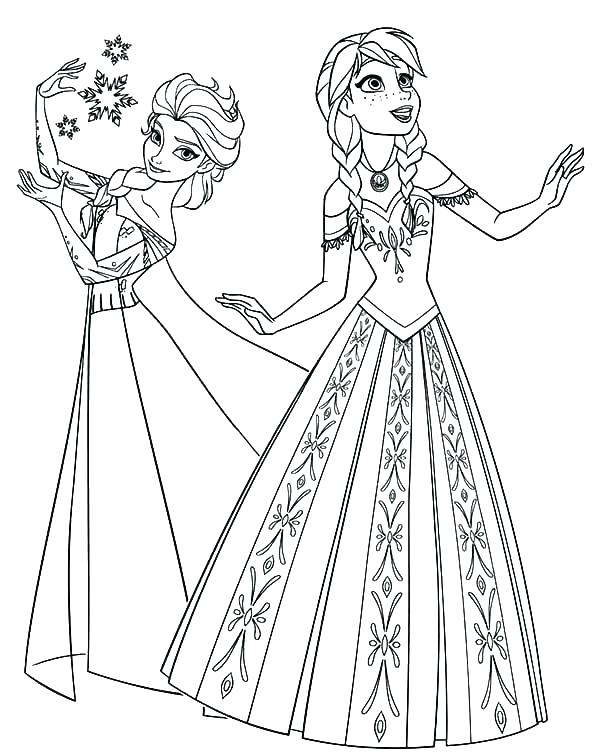 600x753 Free Printable Frozen Coloring Pages As Well As Frozen Coloring