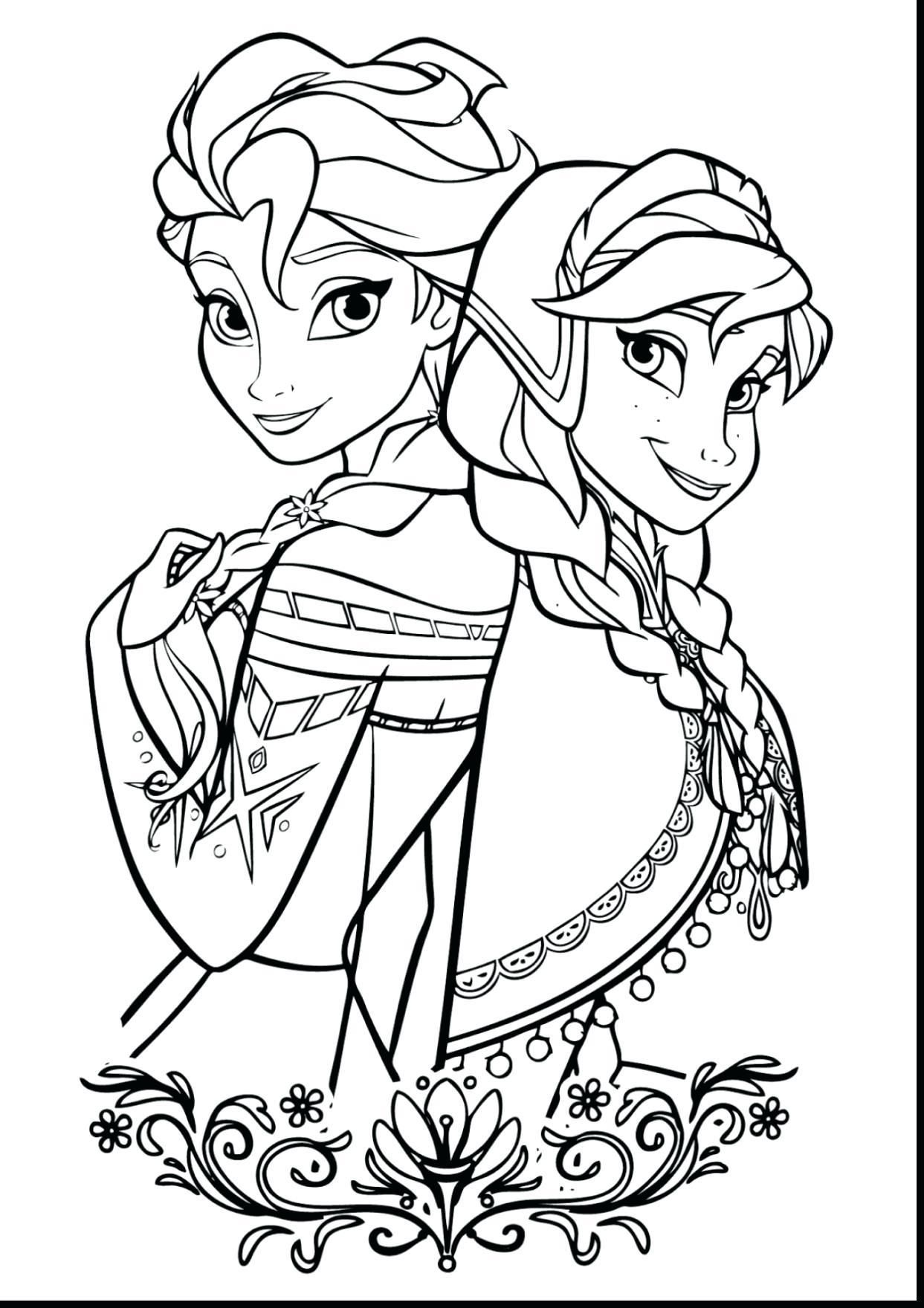 1243x1760 Frozen Coloring Pages Anna And Kristoff Family Coloring Page Fun