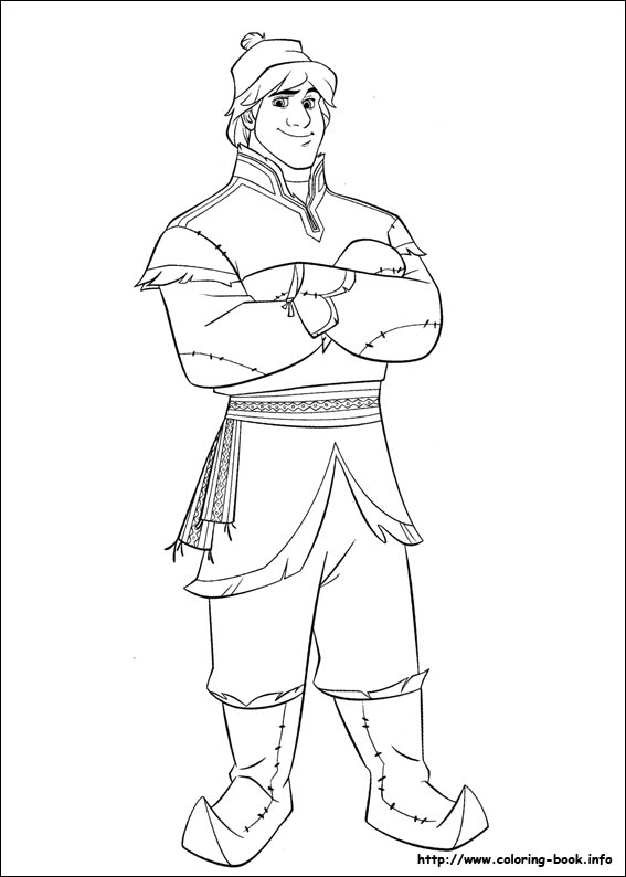 567x794 Frozen Coloring Pages On Book Info