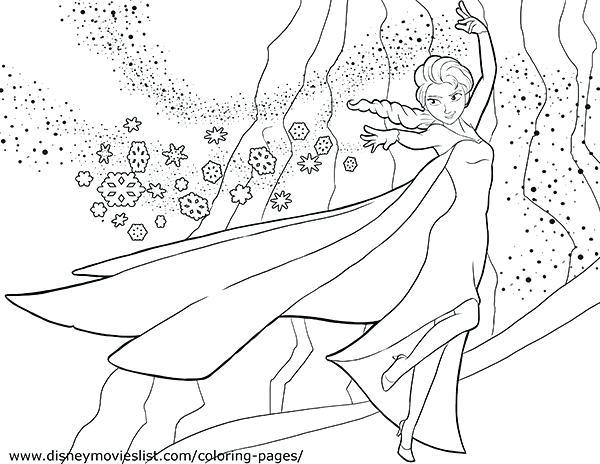 600x464 Elsa Anna Frozen Coloring Pages Ebcs Elsa