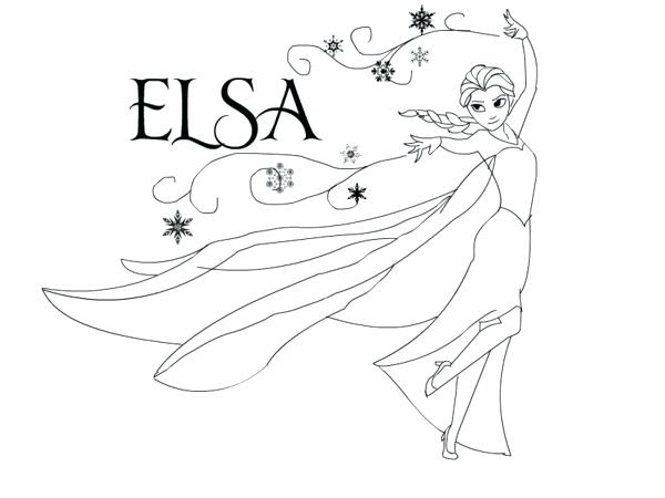 600x450 Free Printable Frozen Coloring Pages And Coloring Free Printable