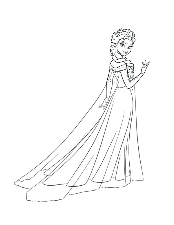 Walt Disney Castle Drawing At Getdrawings: Frozen Coloring Pages Elsa Ice Castle At GetDrawings