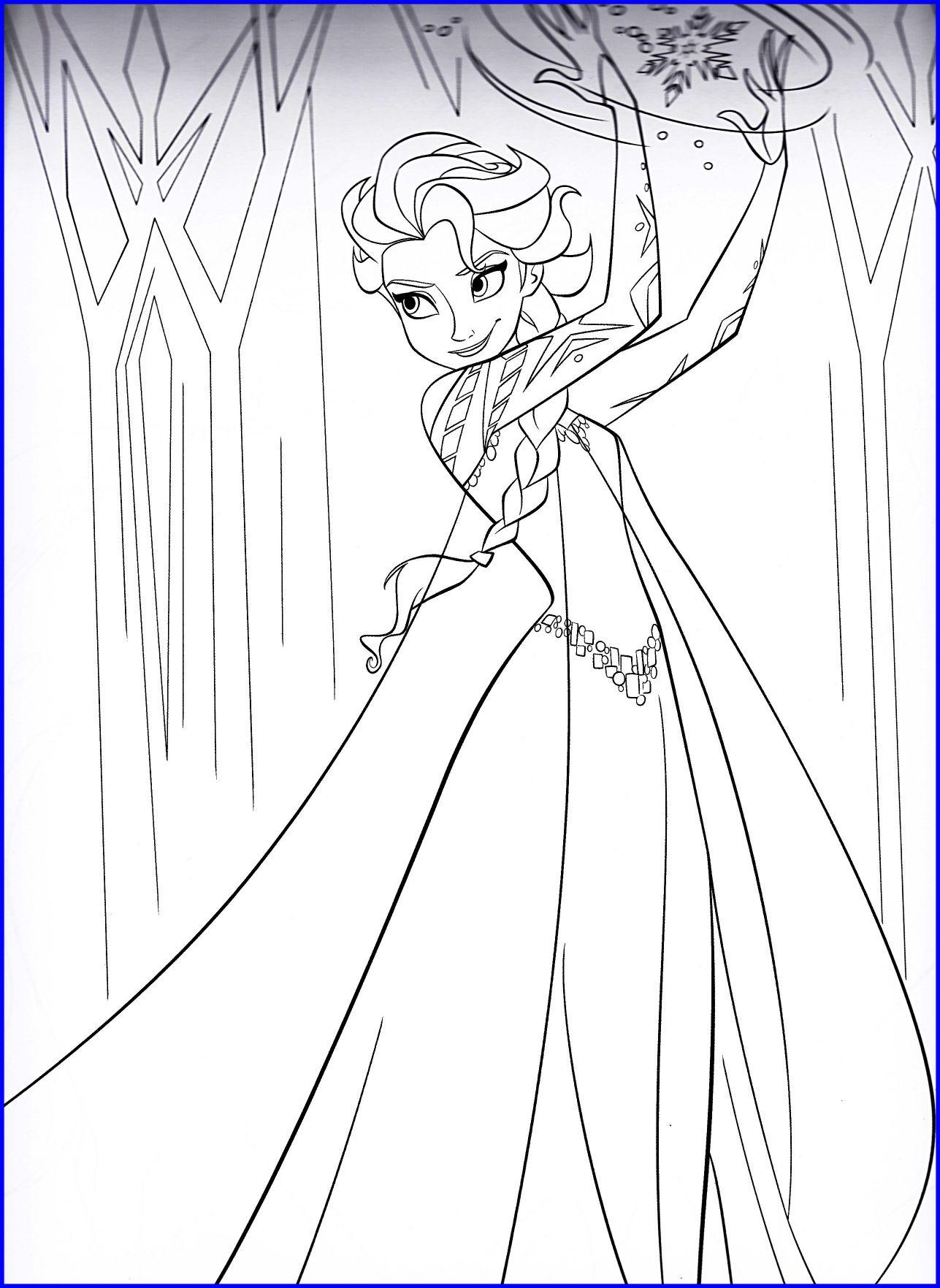 1287x1763 Awesome Exploit Elsa Ice Castle Coloring Pages Disney Frozen Walt