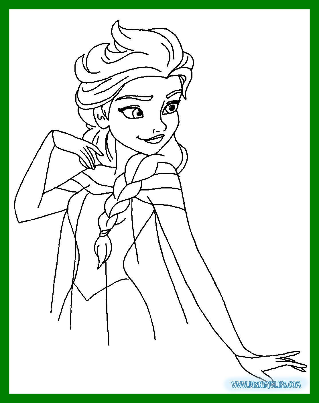 1114x1407 Awesome Frozen Coloring Elsa Ice Castle Page Fun Pic For Style