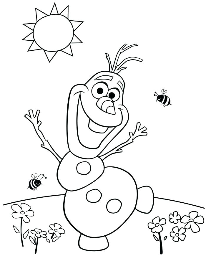 Frozen Coloring Pages Free Printables At GetDrawings Free Download