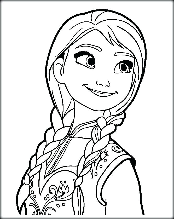 666x838 Elsa And Anna Coloring Pages Coloring Pictures From Frozen Frozen
