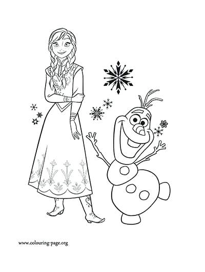 400x529 Olaf Coloring Pages Frozen Ng Pages On Ng Pages Page Happy