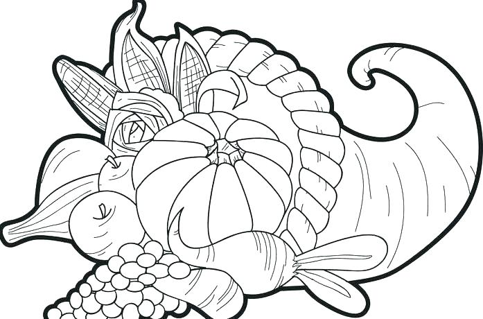 697x460 Fruit Basket Coloring Pages Fruits Coloring Pages Fruit Basket