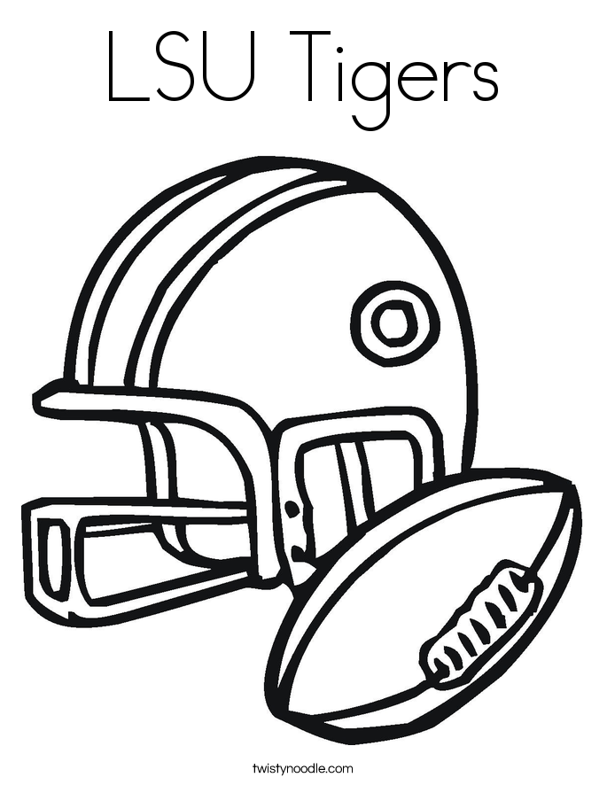685x886 Lsu Coloring Pages
