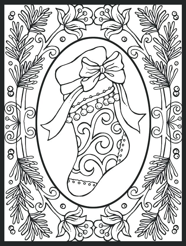 630x830 Christmas Coloring Books Best Calm Art Images On Coloring Pages