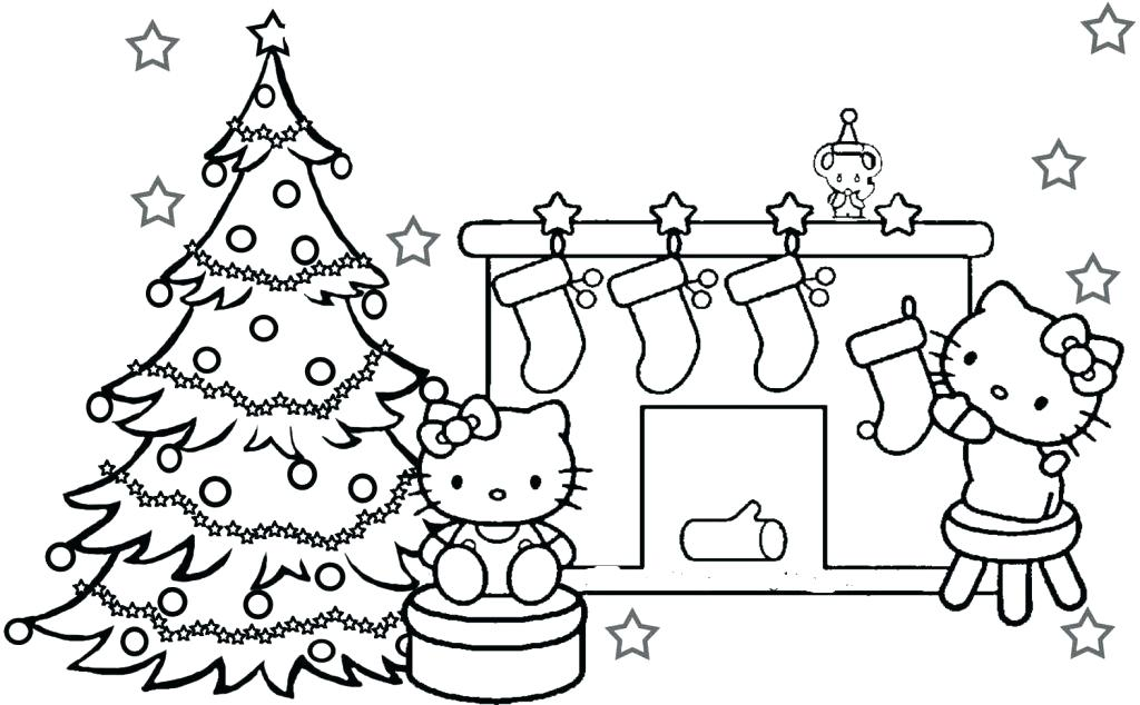 1024x634 Christmas Coloring Pages Jesus Pages To Color Free Printable Hello