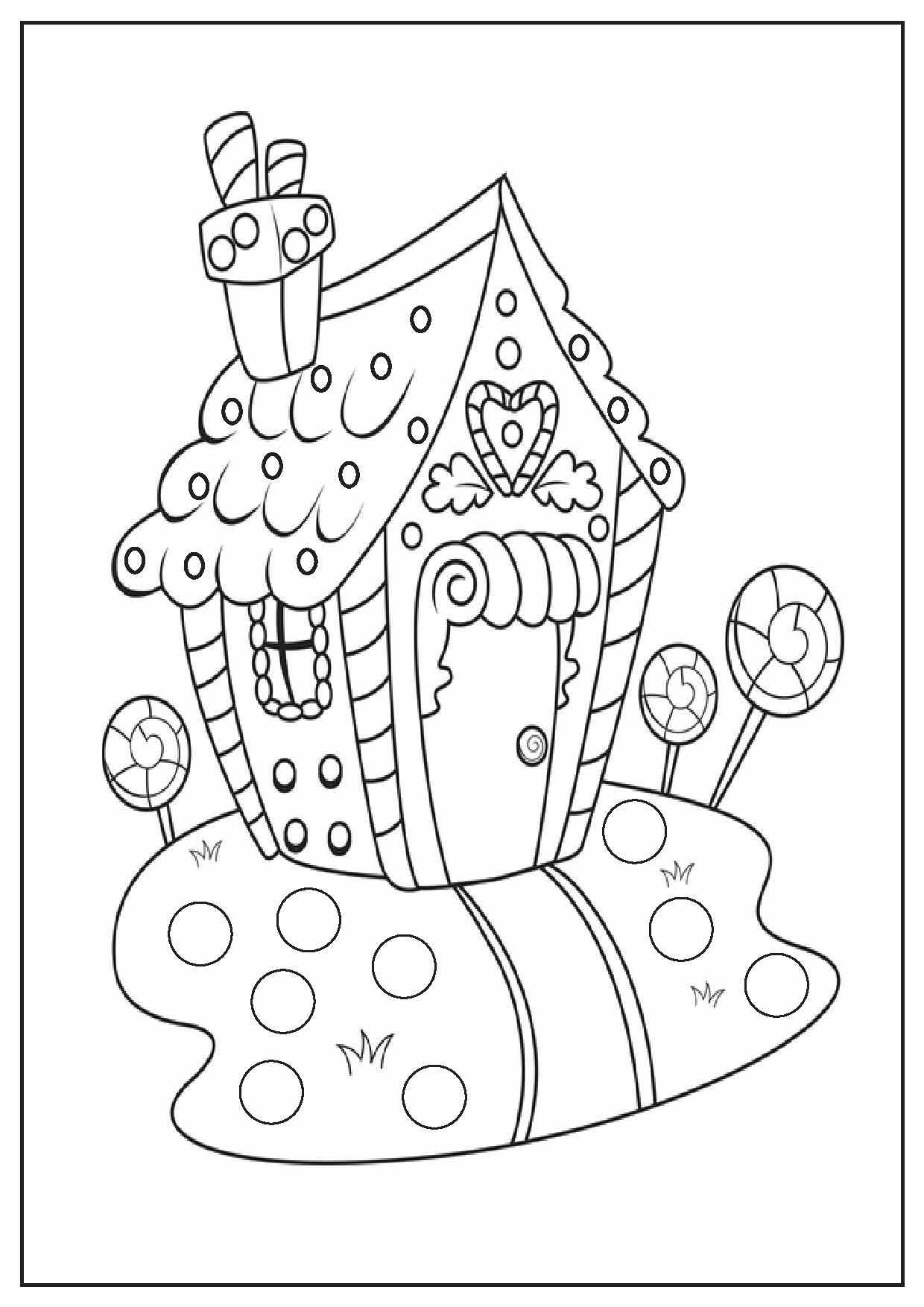 1240x1754 Christmas Coloring Pages Printable