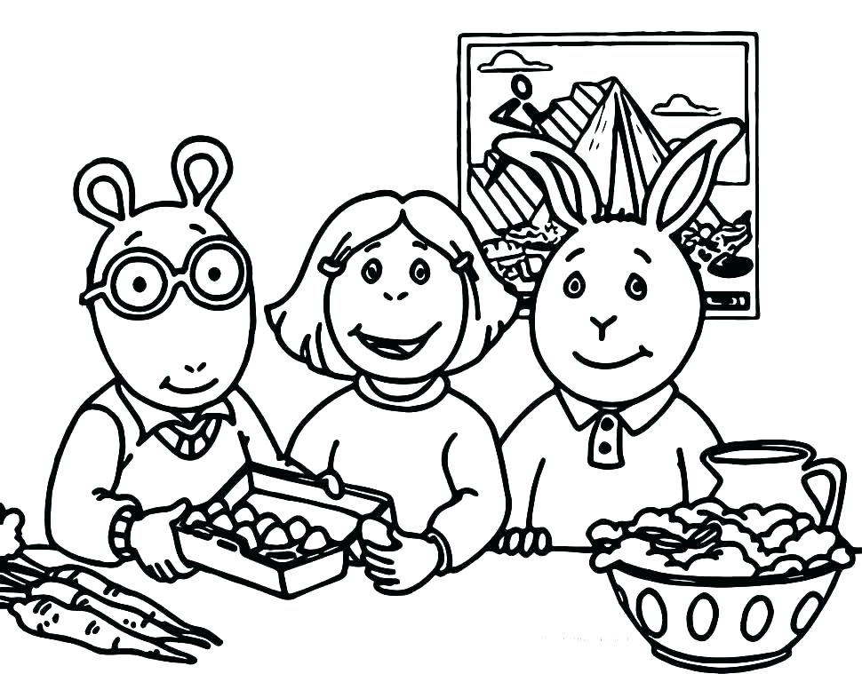 Full Page Halloween Coloring Pages
