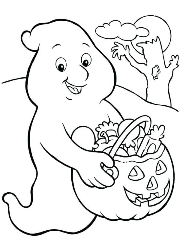 600x840 Ghost Halloween Coloring Pages Ghost Coloring Pages Ghost Coloring