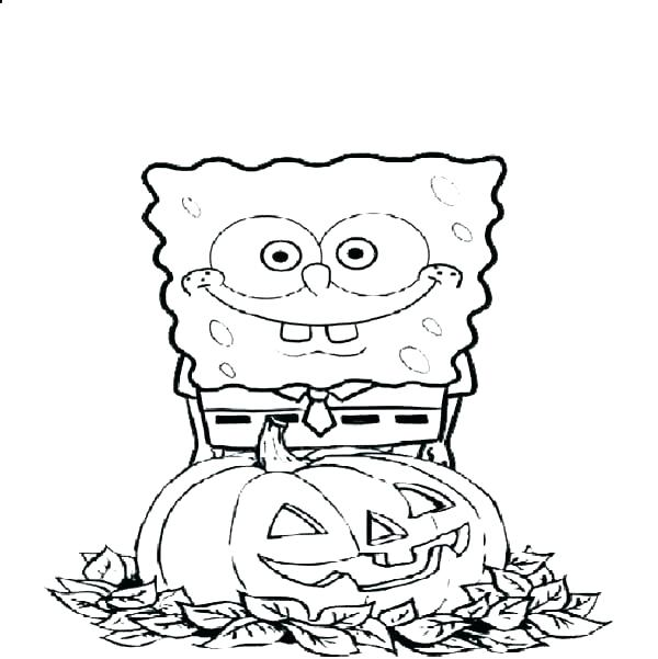 600x601 Scary Halloween Coloring Pages Coloring Pages Coloring Sheets