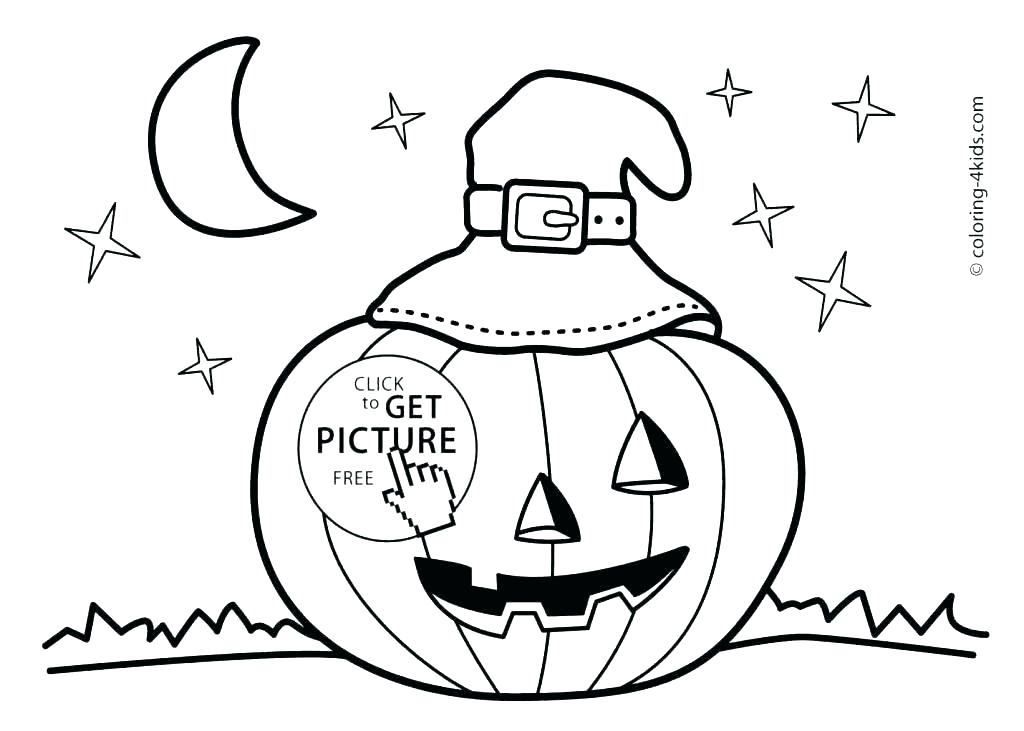 1024x731 Halloween Coloring Pages Coloring Ideas Pro