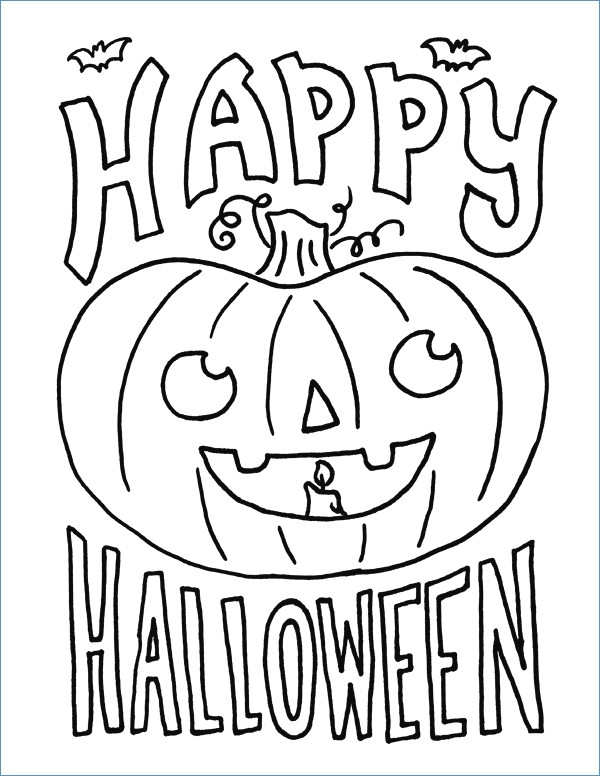 600x776 Free Halloween Coloring Pages Haunted House