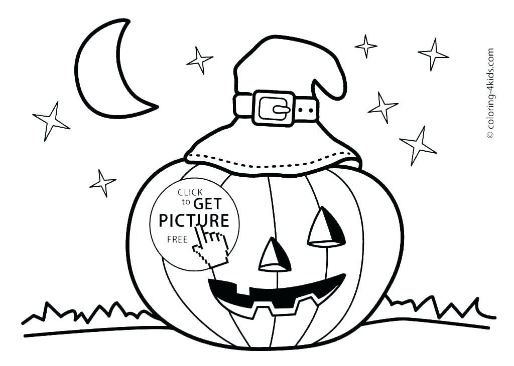 1024x731 Halloween Coloring Page Printable Cute Coloring Pages Printable