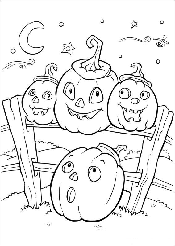 567x794 Halloween Color Sheets Best Halloween Coloring Pages Ideas