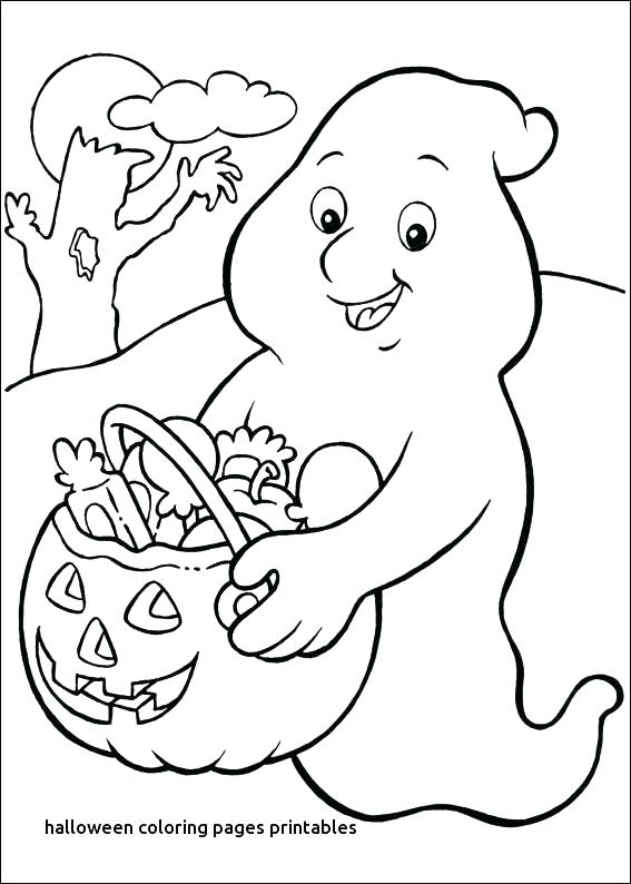 567x794 Plain Decoration Halloween Coloring Pages Printable Halloween