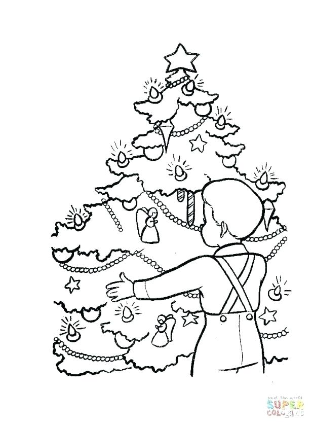 618x840 German Christmas Coloring Pages