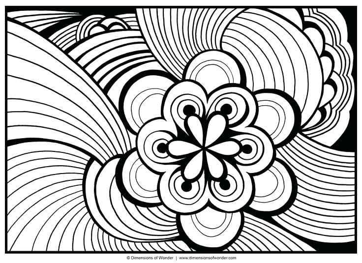 736x535 Abstract Coloring Page Abstract Coloring Pages Photo Abstract